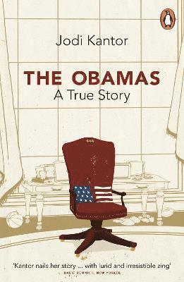 bokomslag The Obamas
