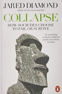 bokomslag Collapse: How Societies Choose to Fail or Survive