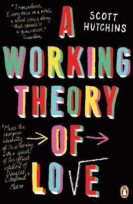 bokomslag A Working Theory of Love