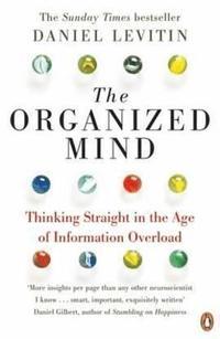bokomslag The Organized Mind