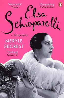 bokomslag Elsa Schiaparelli