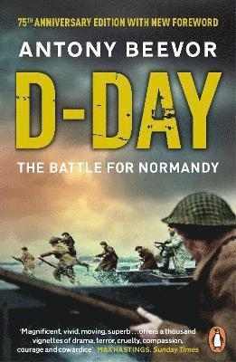 bokomslag D-Day