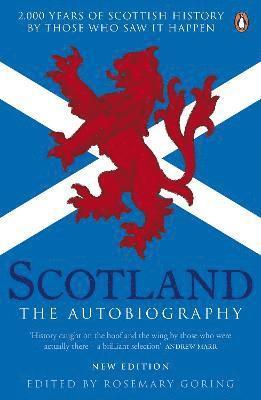 bokomslag Scotland: The Autobiography