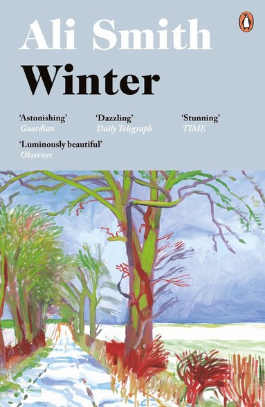 bokomslag Winter: from the Man Booker Prize-shortlisted author