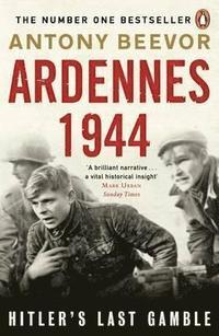 bokomslag Ardennes 1944