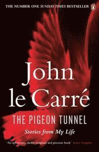 bokomslag The Pigeon Tunnel