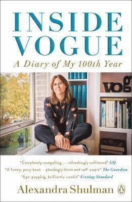 bokomslag Inside Vogue