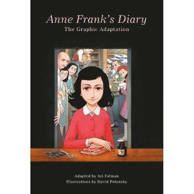 bokomslag Anne Frank's Diary: The Graphic Adaptation