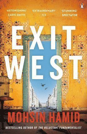 bokomslag Exit West