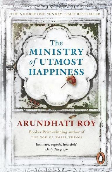 bokomslag The Ministry of Utmost Happiness