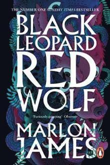 bokomslag Black Leopard, Red Wolf: Dark Star Trilogy Book 1