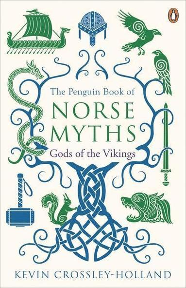 bokomslag The Penguin Book of Norse Myths -Gods of the Vikings