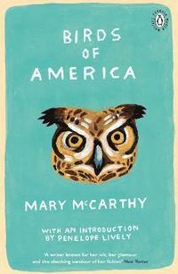 bokomslag Birds of America