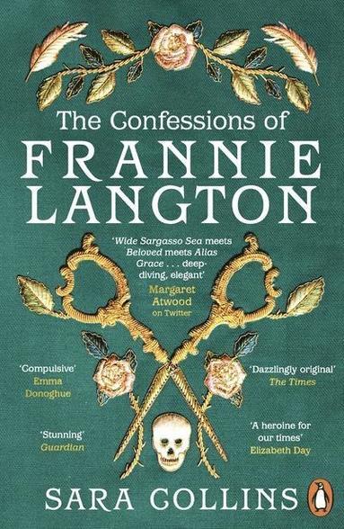 bokomslag The Confessions of Frannie Langton