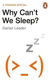 bokomslag Why Can't We Sleep?