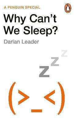 bokomslag Why Can't We Sleep