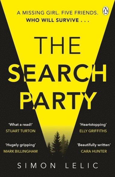 bokomslag The Search Party