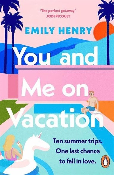 bokomslag You and Me on Vacation