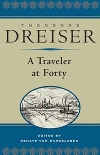 bokomslag A Traveler at Forty