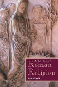 bokomslag An Introduction to Roman Religion
