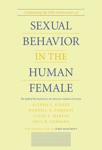 bokomslag Sexual Behavior in the Human Female