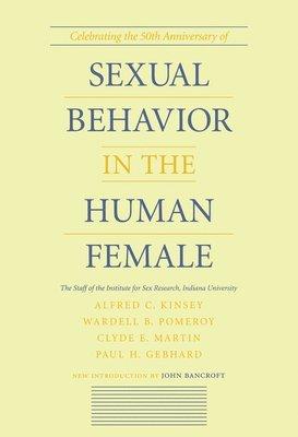 bokomslag Sexual Behavior in the Human Female