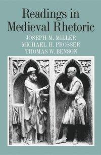 bokomslag Readings in Medieval Rhetoric