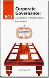bokomslag Corporate Governance