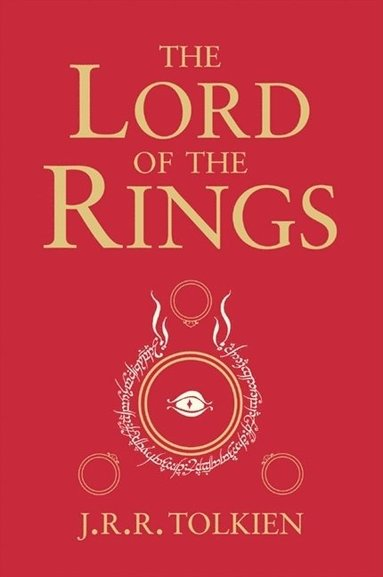 bokomslag Lord of the Rings