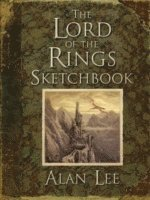 bokomslag The Lord of the Rings Sketchbook