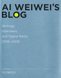 bokomslag Ai Weiwei's Blog