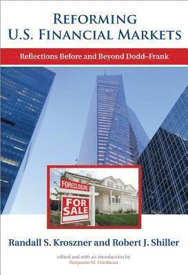 bokomslag Reforming U.S. Financial Markets