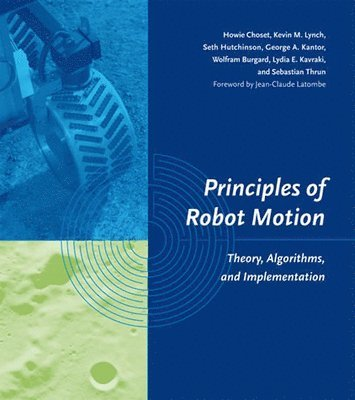 bokomslag Principles of Robot Motion: Theory, Algorithms, and Implementations
