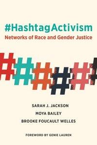bokomslag #HashtagActivism