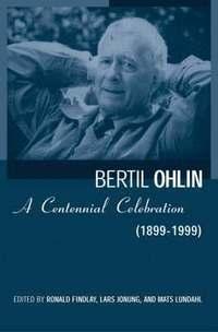 bokomslag Bertil Ohlin