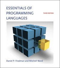 bokomslag Essentials of Programming Languages
