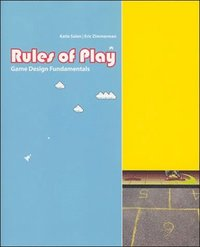 bokomslag Rules of play - game design fundamentals