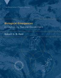 bokomslag Biological Emergences