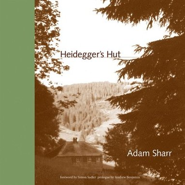 bokomslag Heideggers hut