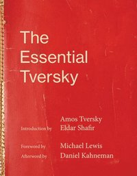 bokomslag The Essential Tversky