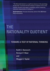 bokomslag The Rationality Quotient