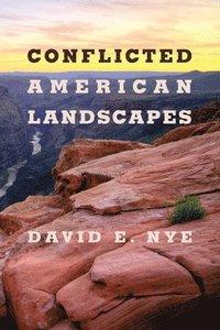 bokomslag Conflicted American Landscapes