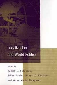 bokomslag Legalization and World Politics