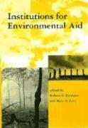 bokomslag Institutions for Environmental Aid