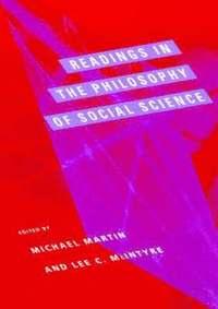 bokomslag Readings in the Philosophy of Social Science