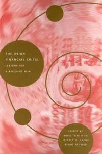 bokomslag The Asian Financial Crisis