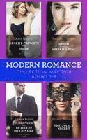 bokomslag Modern Romance Collection: May 2018 Books 5 - 8
