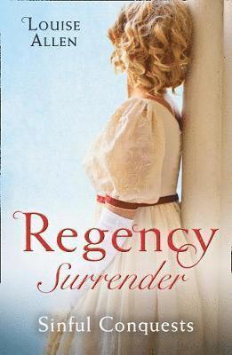 bokomslag Regency Surrender: Sinful Conquests