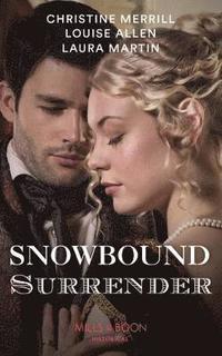 bokomslag Snowbound Surrender