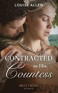 bokomslag Contracted As His Countess